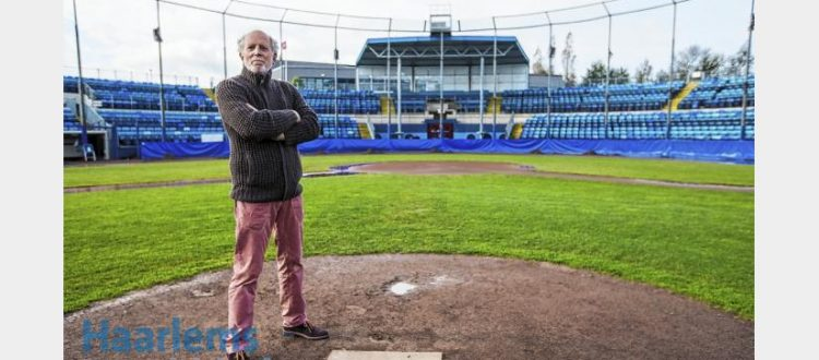 Guus van Dee nieuwe voorzitter Honkbalweek Haarlem