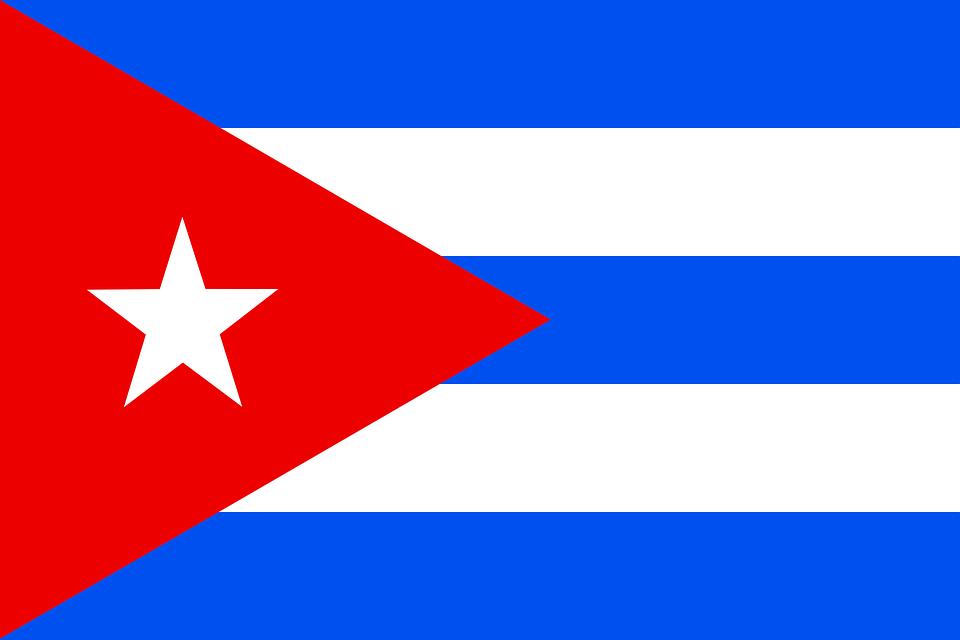 Vlag Cuba