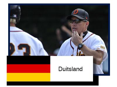Duitsland honkbalweek Haarlem